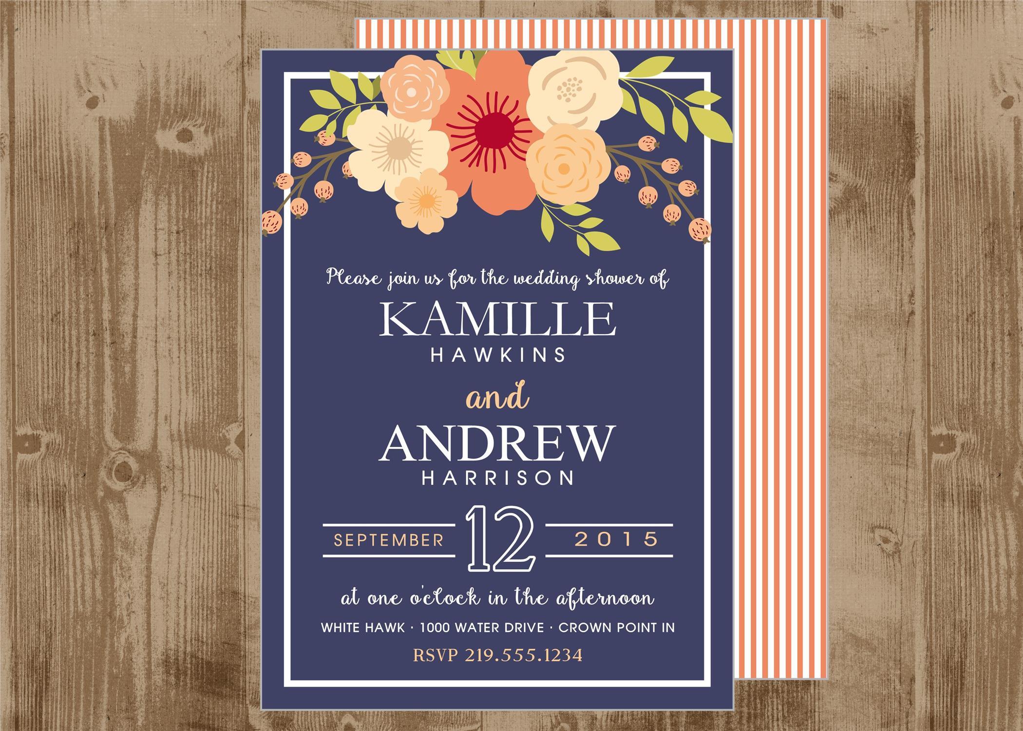 navy yellow wedding invitations. navy blue and yellow mason jars, Wedding invitations