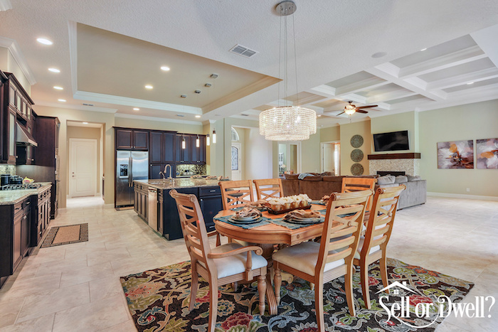 Home Staging Ideas Dining Room Sell Or Dwell