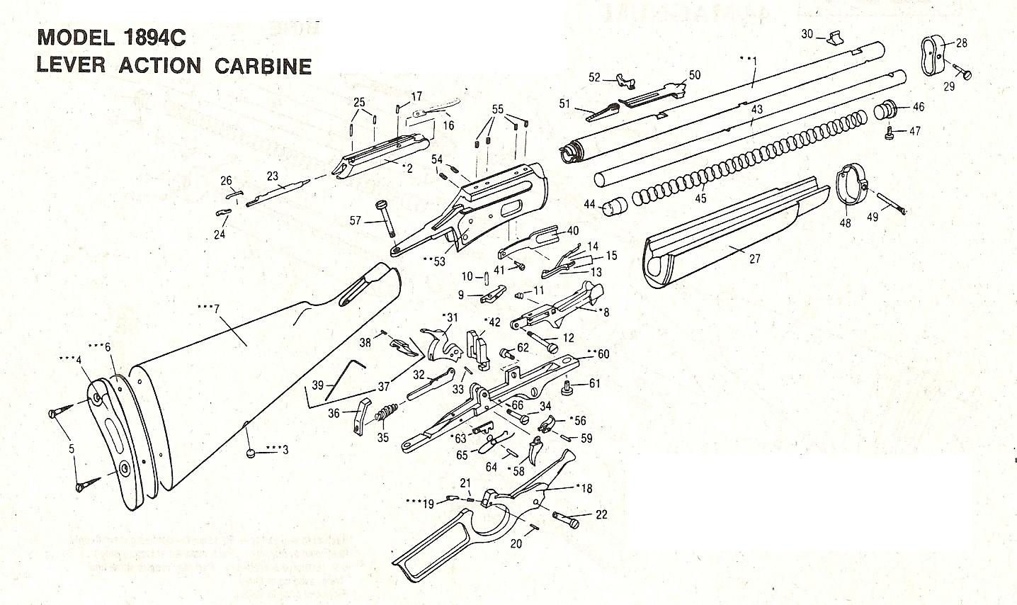 Parts Parts List