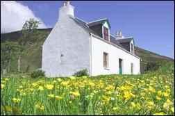 crofting life house