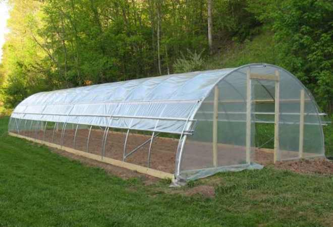 15 Free Greenhouse Plans DIY Get The Greenhouse Plans Here  Hoop House