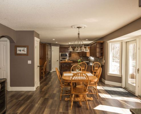 Residential Construction Projects Red Deer | Homestead Custom Carpentry