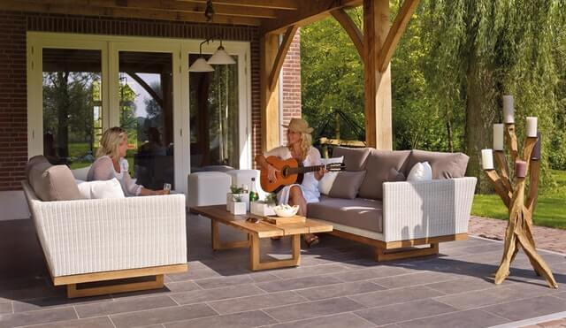 Improve Your Outdoor Look | 4 Ideas for Your Patio or Deck