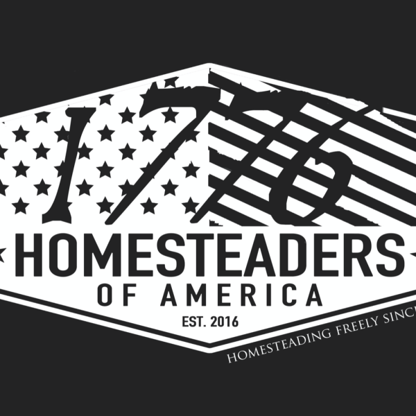 1776 Homesteading Freely Graphic