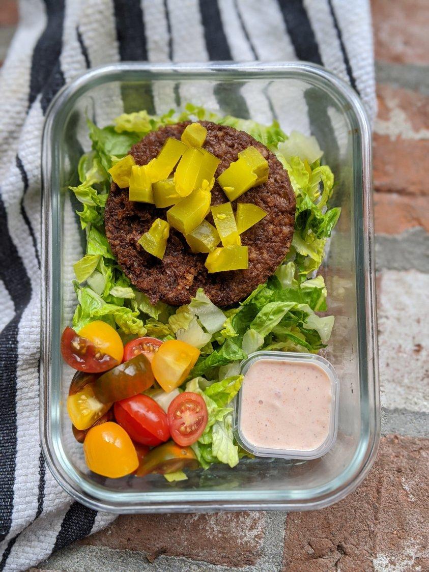 healthy mcdonalds recipe vegan big mac vegan salad special sauce vegan bic mac sauce recipe
