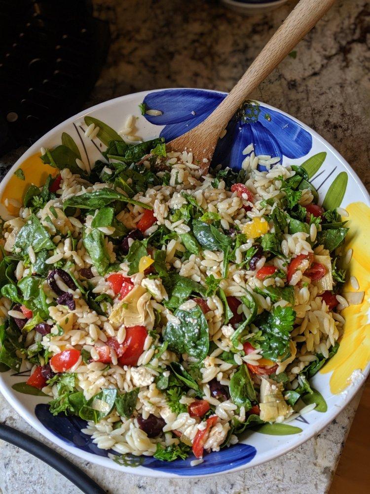 best pasta salad recipe ever potluck bbq