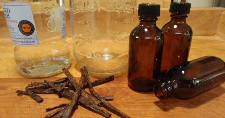 How to Make Vanilla Extract at Home: The Hot Method