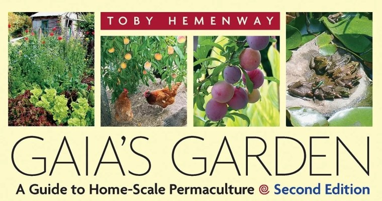 Book Review: Gaia's Garden