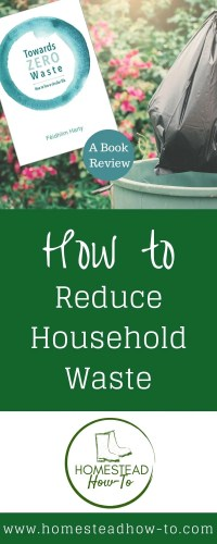 How to reduce household waste PIN