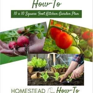 Kitchen Garden Cover Page