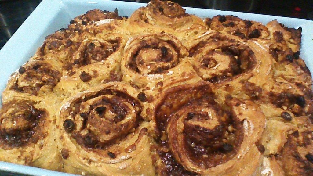 oatmeal breakfast rolls 8