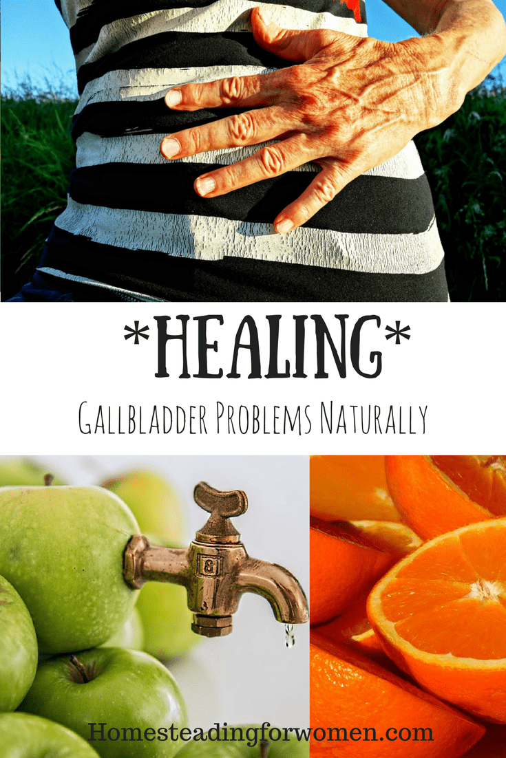 Healing Gallbladder Problems Naturally