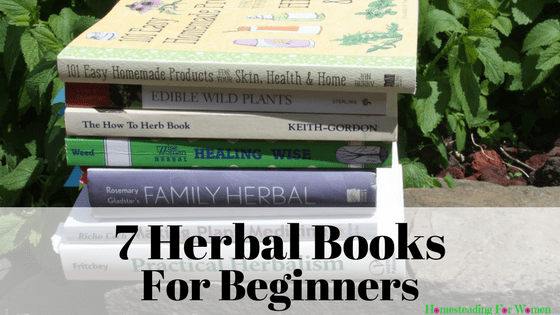 7 Herbal Books for Beginners Guide