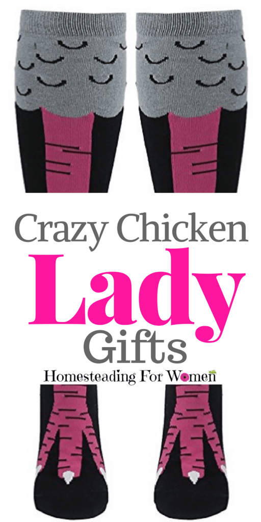 5 Incredibly Awesome Crazy Chicken Lady Gifts