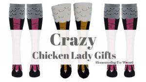 5 Incredibly Awesome Crazy Chicken Lady Gifts For Christmas