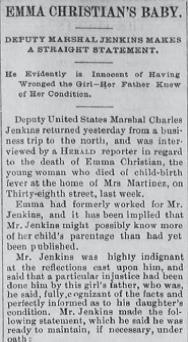 Jenkins Christian Herald 1891