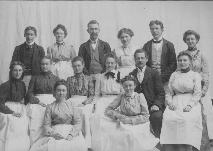 LA Sanitarium staff 6