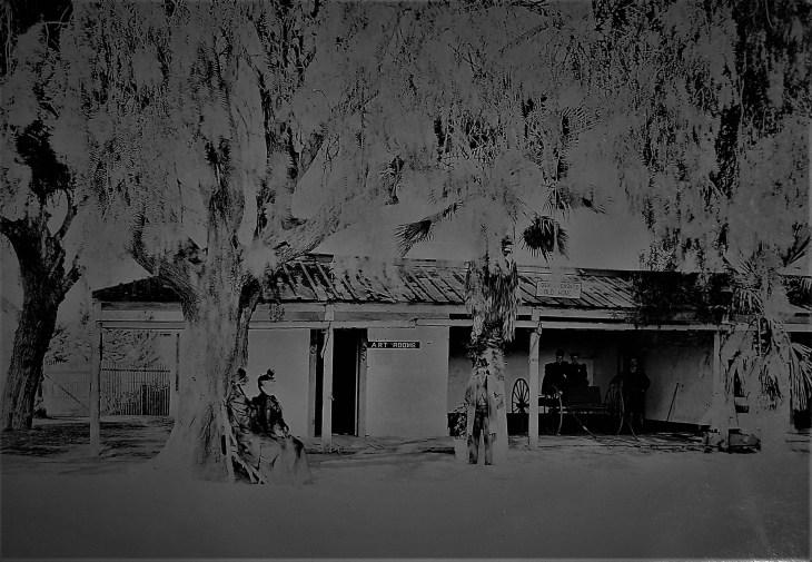 Fremont Adobe LA 1894