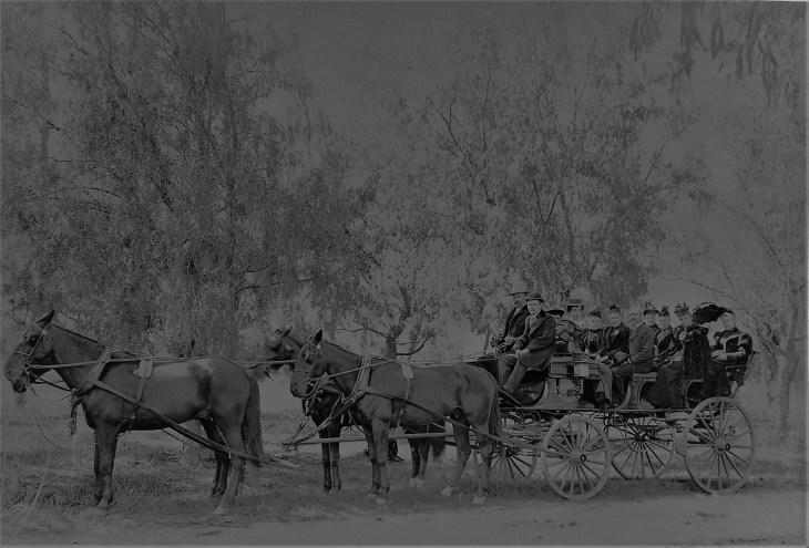 Talloy Ho ride Baldwin 1894