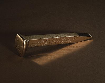 Hewes golden spike