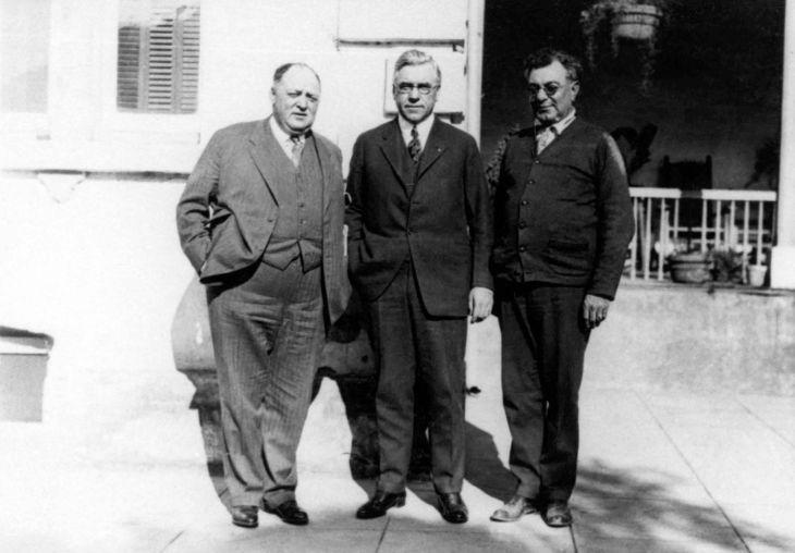 Milton Kauffman; George Woodruff; Walter P Temple Southwest Corn