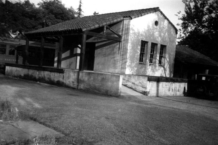 Temple City Streetcar Depot 2005.439.1.1