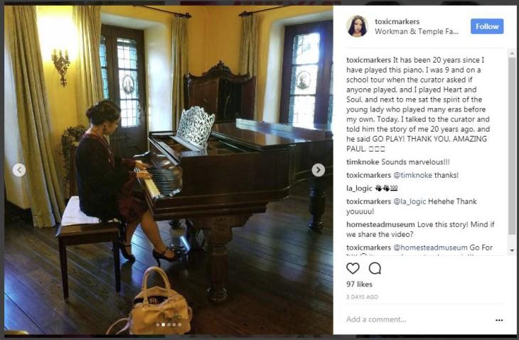 toxicmarkers at piano