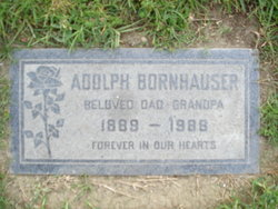 Rose Hills gravestone