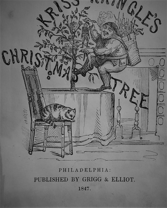 Kriss Kringles Christmas Tree