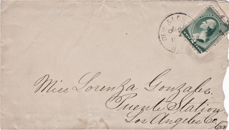 WPT to LG envelope 8Apr87