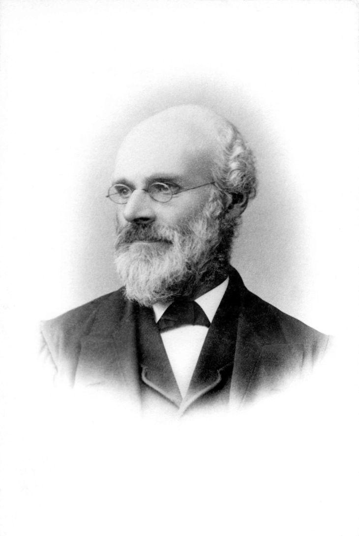 Professor E W Claypole 2012.153.1.1