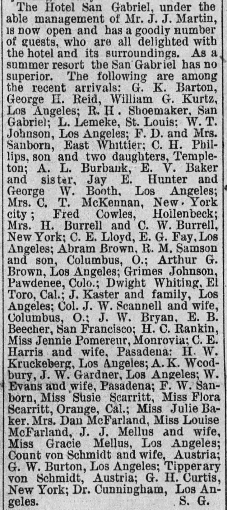 Hotel San Gabriel open LA_Times_Aug_8__1888_