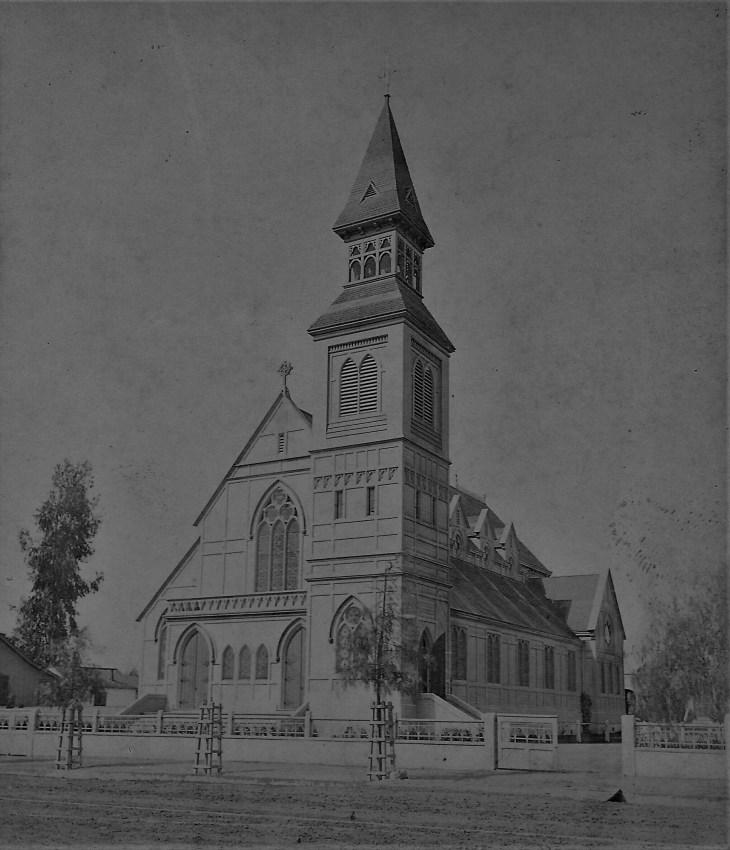 St. Paul Church ca 1885