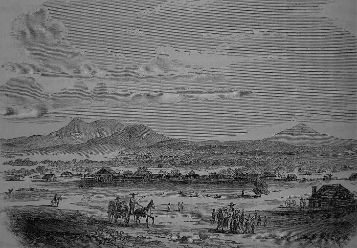 San Bernardino Valley Mormon Settlement