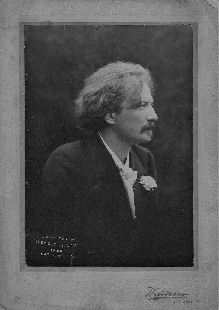 Ignacy Paderewski 1900