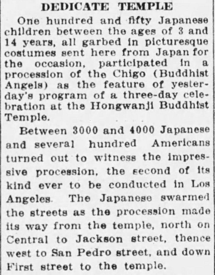 Hongwanji 2 LA_Times_Nov_14__1925_