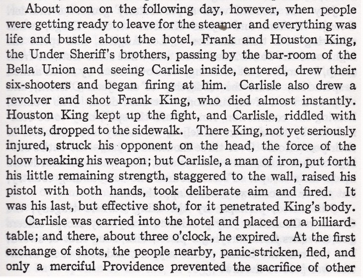 King Carlisle Newmark 2