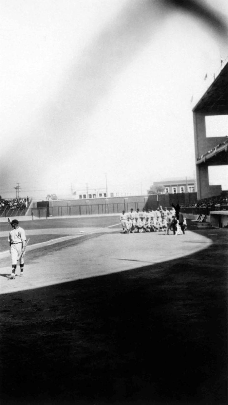 A Snapshot Of Wrigley Field Baseball Game 2014.977.1.3c