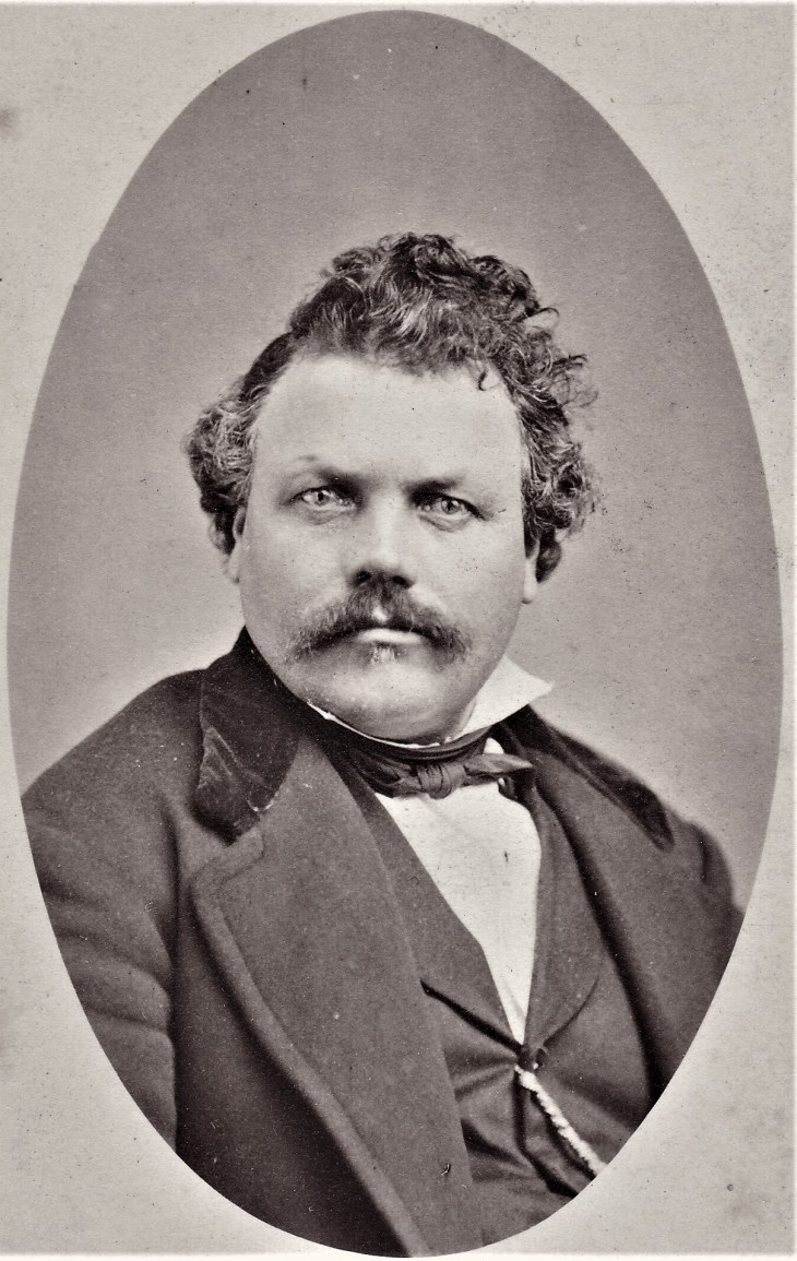 Felix Signoret, ca. 1872