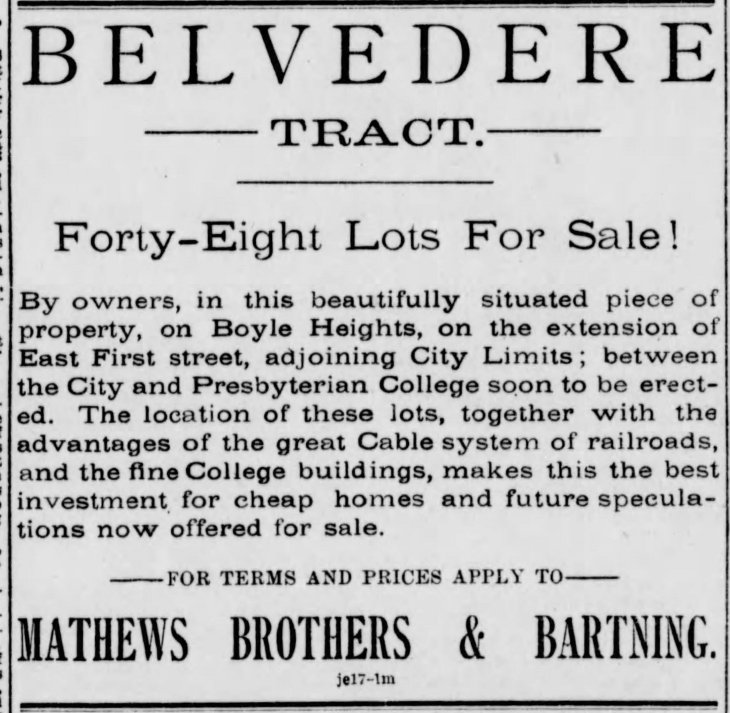 First ad _Herald_Jun_17__1887_