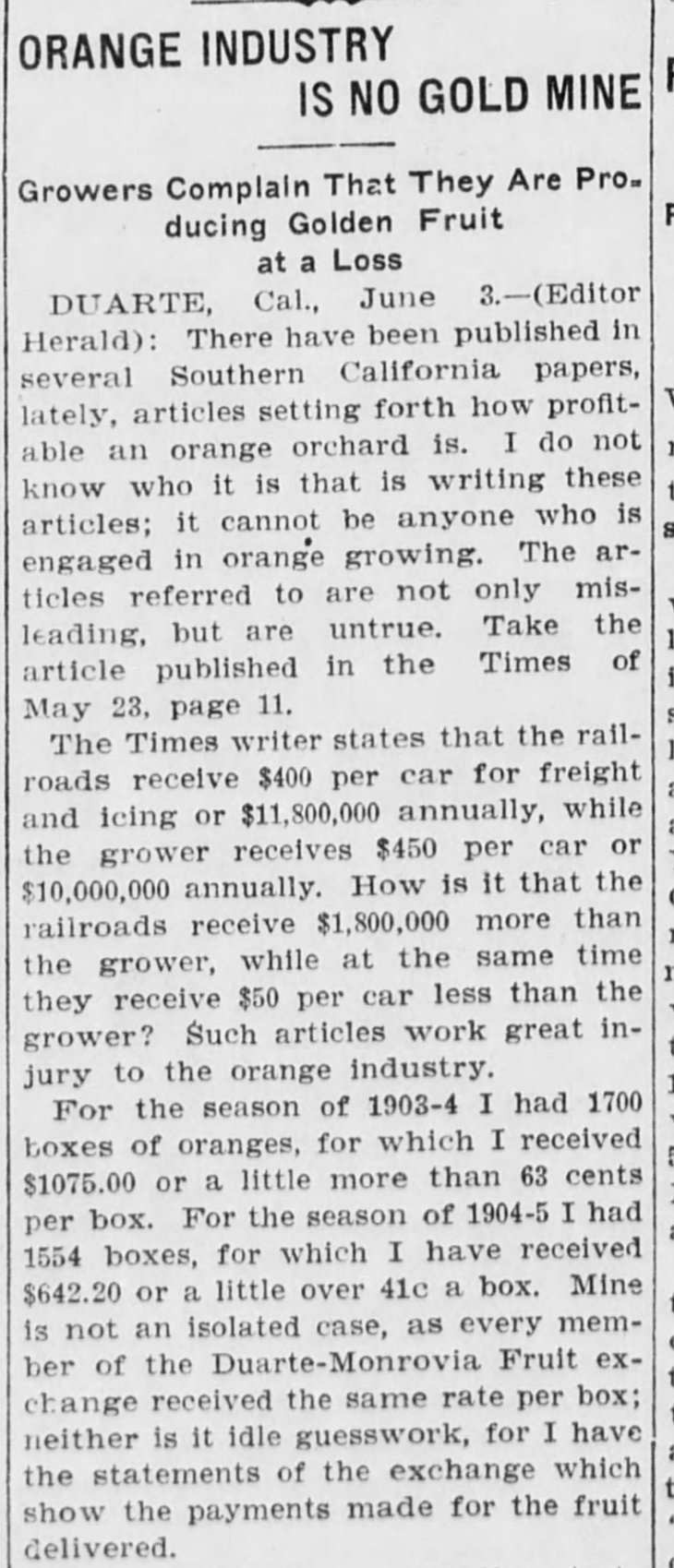 Orange Growing Problems LA_Herald_Jun_4__1905_
