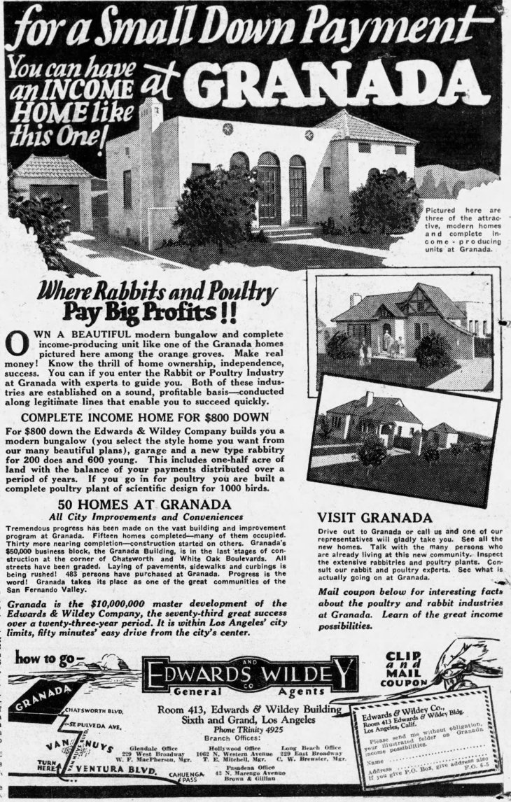 Granada Hills LA_Times_Jun_5__1927_