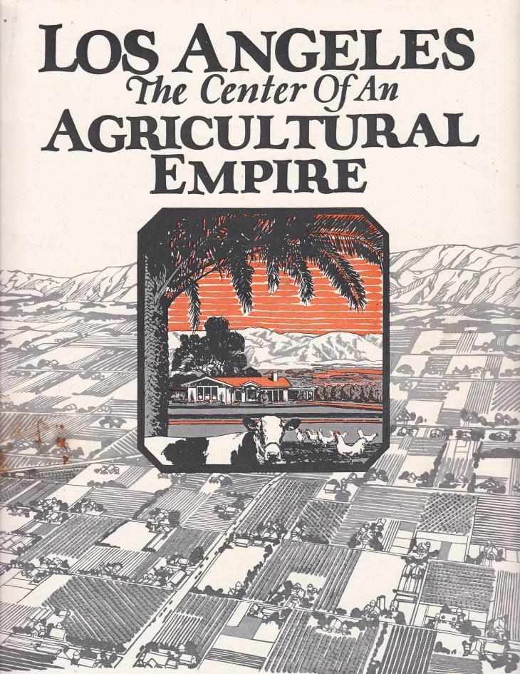 LA as Ag Empire cover