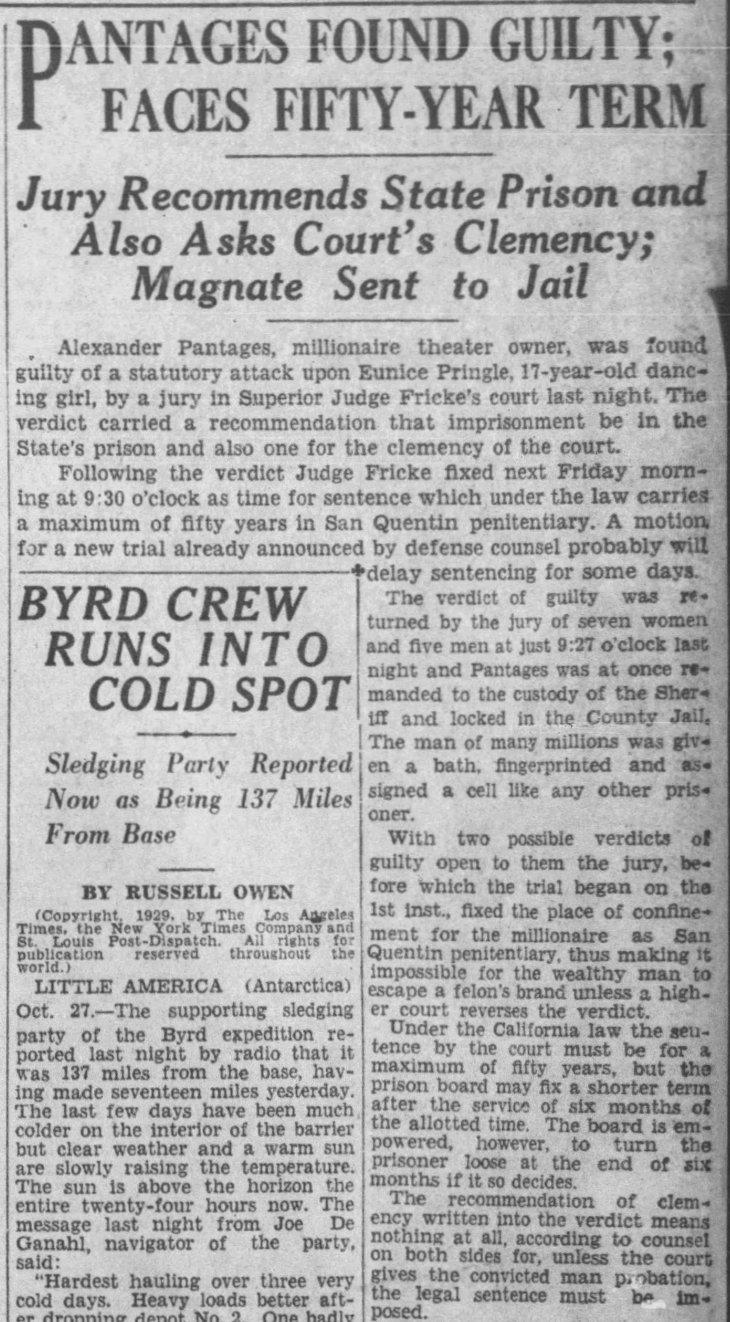 Pantages guilty LA_Times_Oct_28__1929_