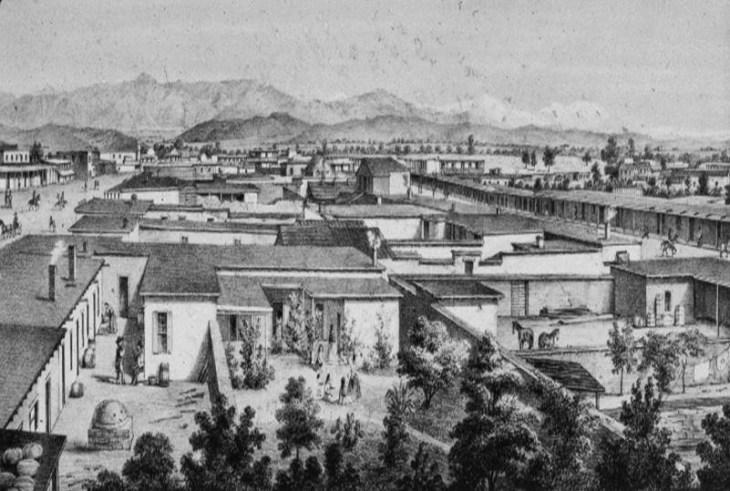 1857 drawing