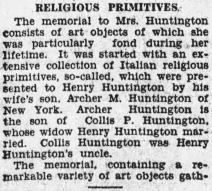 Religious primitives Times_Jan_28__1928_