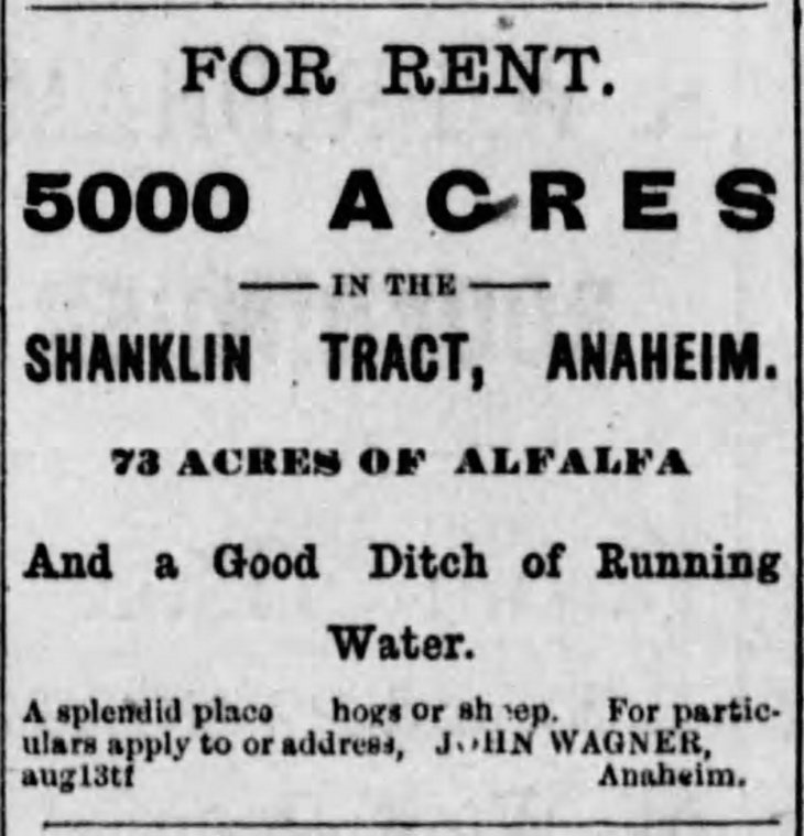 Shanklin Tract ad Los_Angeles_Herald_Wed__Aug_13__1884_