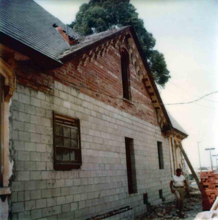 Workman House East Wall 2000.258.1.1