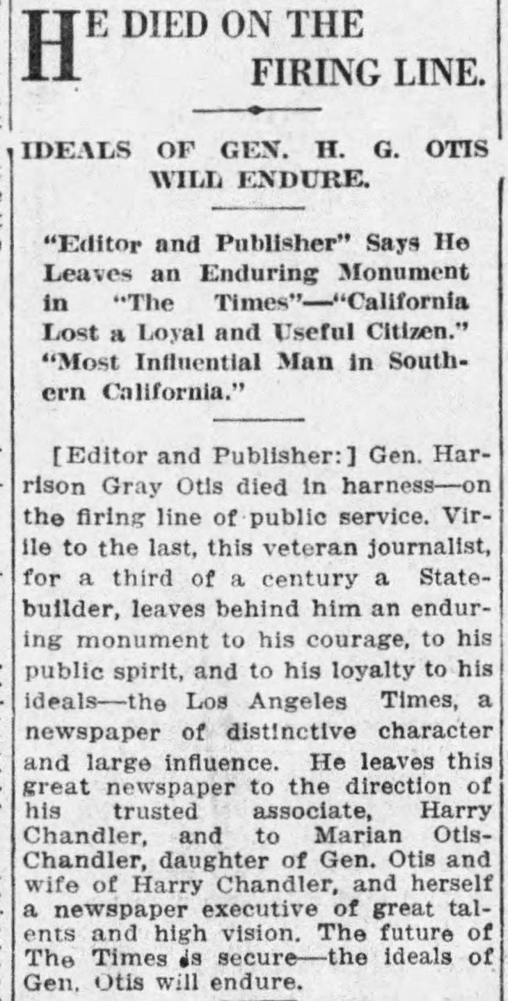 Becomes President The_Los_Angeles_Times_Mon__Aug_27__1917_