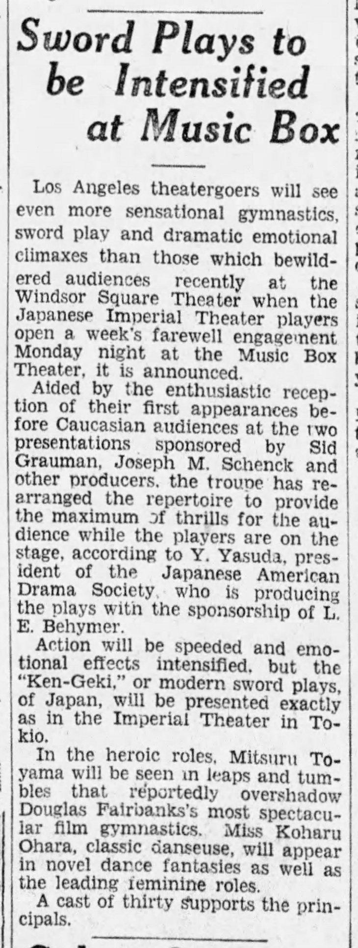 Ken Geki Music Box The_Los_Angeles_Times_Tue__Jun_12__1928_